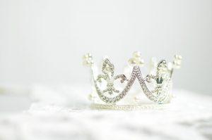 mahkota, berlian