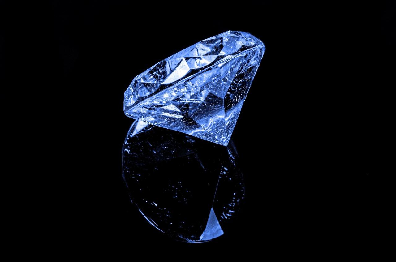 diamond biru, diamond black