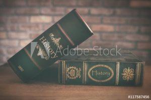 buku,buku sejarah, tembok, batu bata, meja kayu